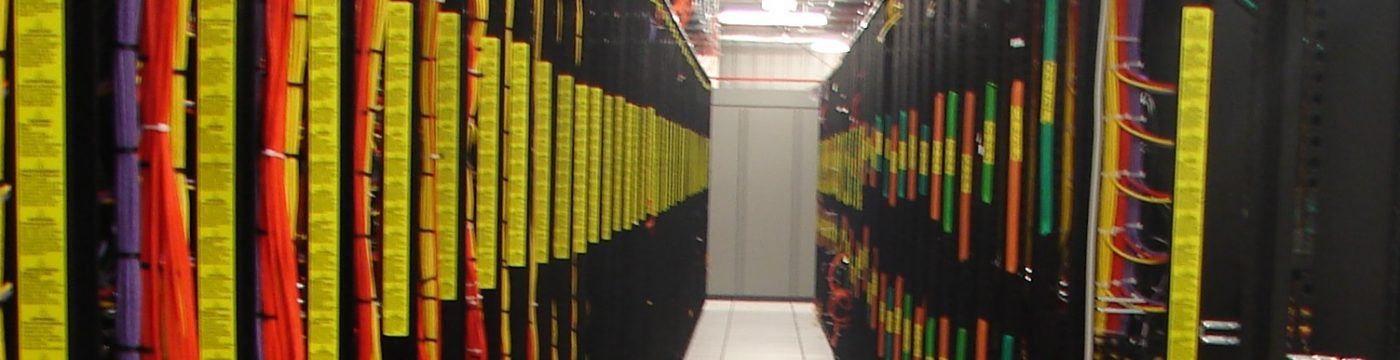 From Data Center to Network Room